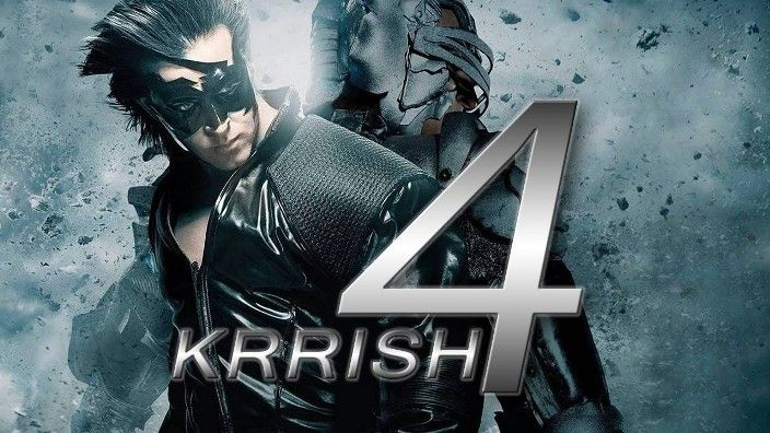 Shahrukh Khan and Hrithik Roshan Are Collaborating in Krrish 4?