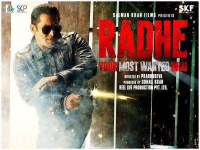 Salman Khan's 'Radhe: your most wanted bhai' release date, cast, story and everything we know
