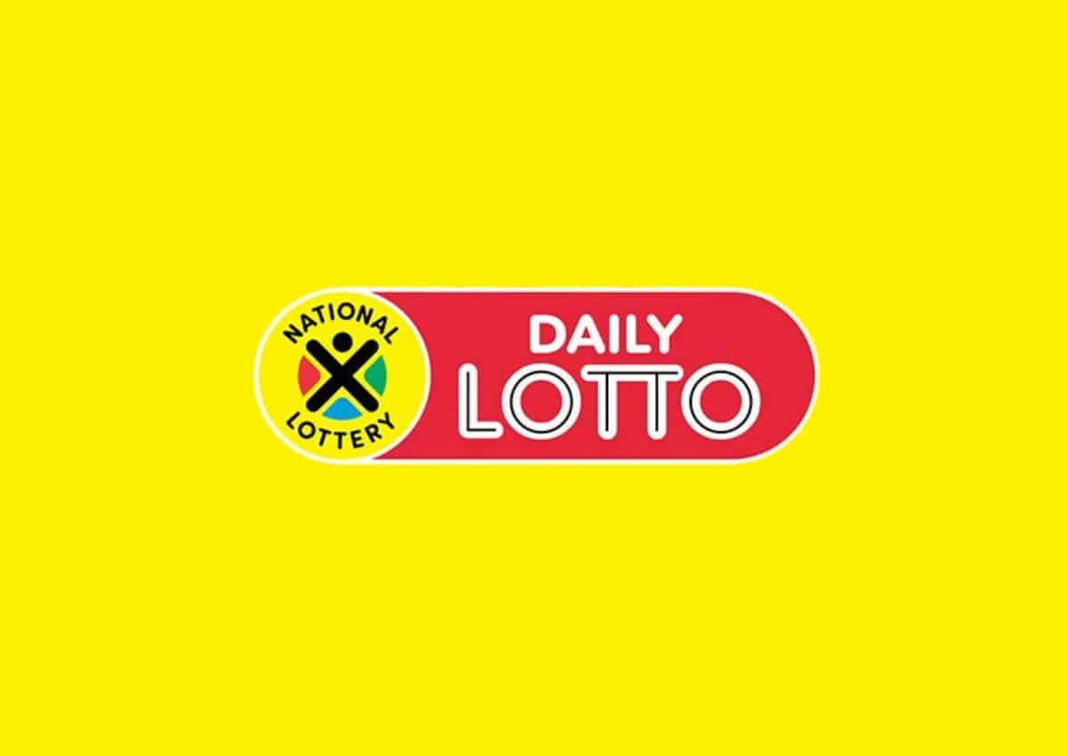 Daily Lotto South Africa Lottery 13-7-2020 Results For July 13, 2020 - Winning Numbers