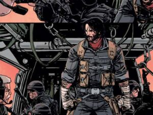 BRZRKR Keanu Reeves new Comic book Release date, and everything we know