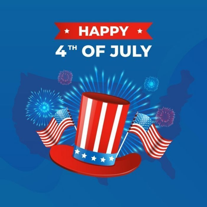Happy 4th of July HD Pics for Whatsapp Status DP