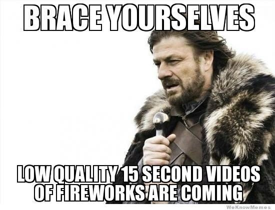 Happy 4th of July Memes 2020 Fireworks