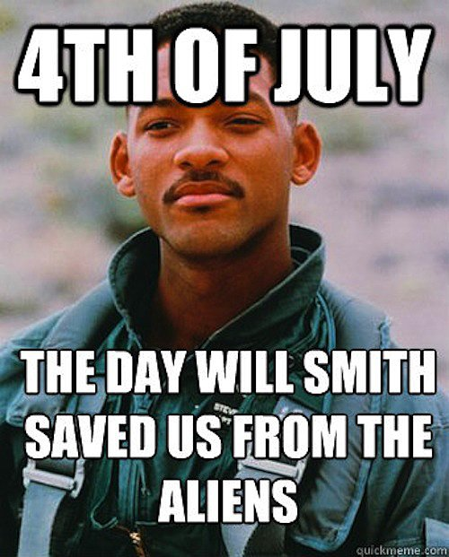 Happy 4th of July Memes 2020