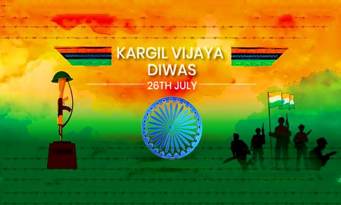 Kargil Vijay Diwas 2019,Wishes, Images with Quotes
