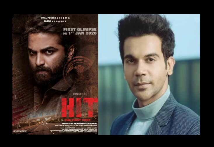 "Rajkummar Rao will lead in the Hindi Remake of Telugu Cop Thriller Film ""HIT"""