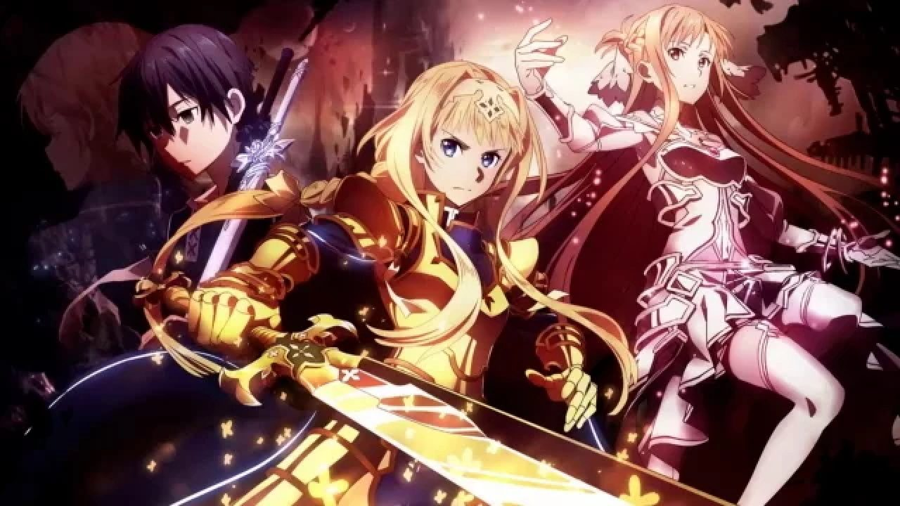 Sword Art Online: Alicization: War Of The Underworld Part 2: Release Date