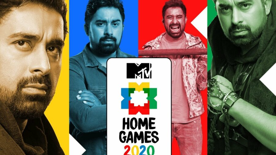 MTV Home Games 2020