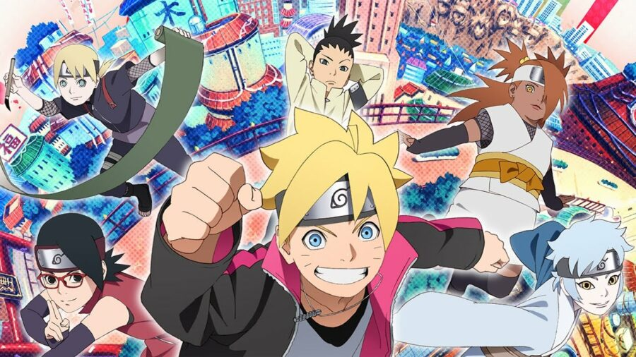 Boruto Chapter 48