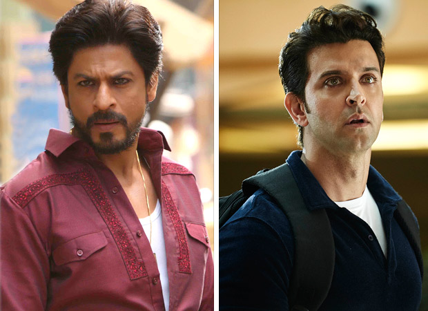 Shahrukh Khan and Hrithik Roshan Are Collaborating in Krissh 4