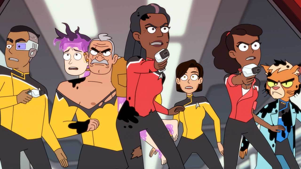 Star Trek: Lower Decks release date, cast, story, and everything you need to know