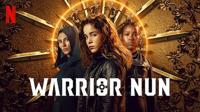 Warrior Nun Season 2 Release date, Story, Cast, Trailer and everything we know