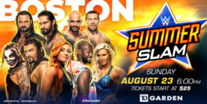 WWE Summerslam Matches 2020, date, predictions, location, start time, where to watch and everything you need to know