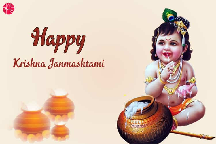 Janmashtami images pictures wallpapers pics along with some interesting facts of Lord Krishna