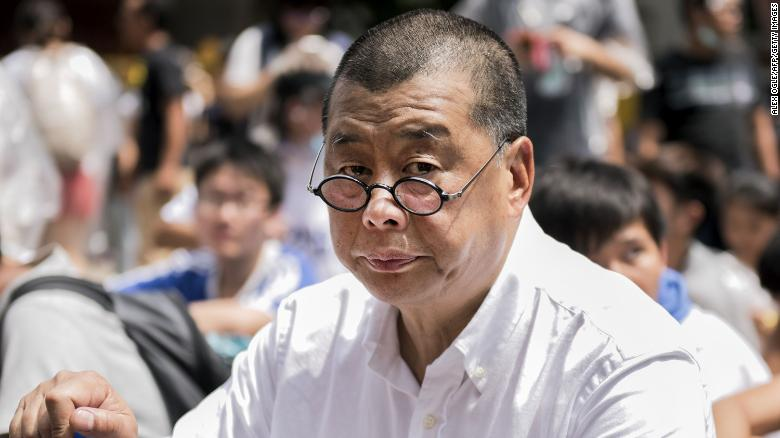 Who is Jimmy Lai? why was Jimmy Lai arrested under Hong Kong's national security law? Jimmy Lai net worth