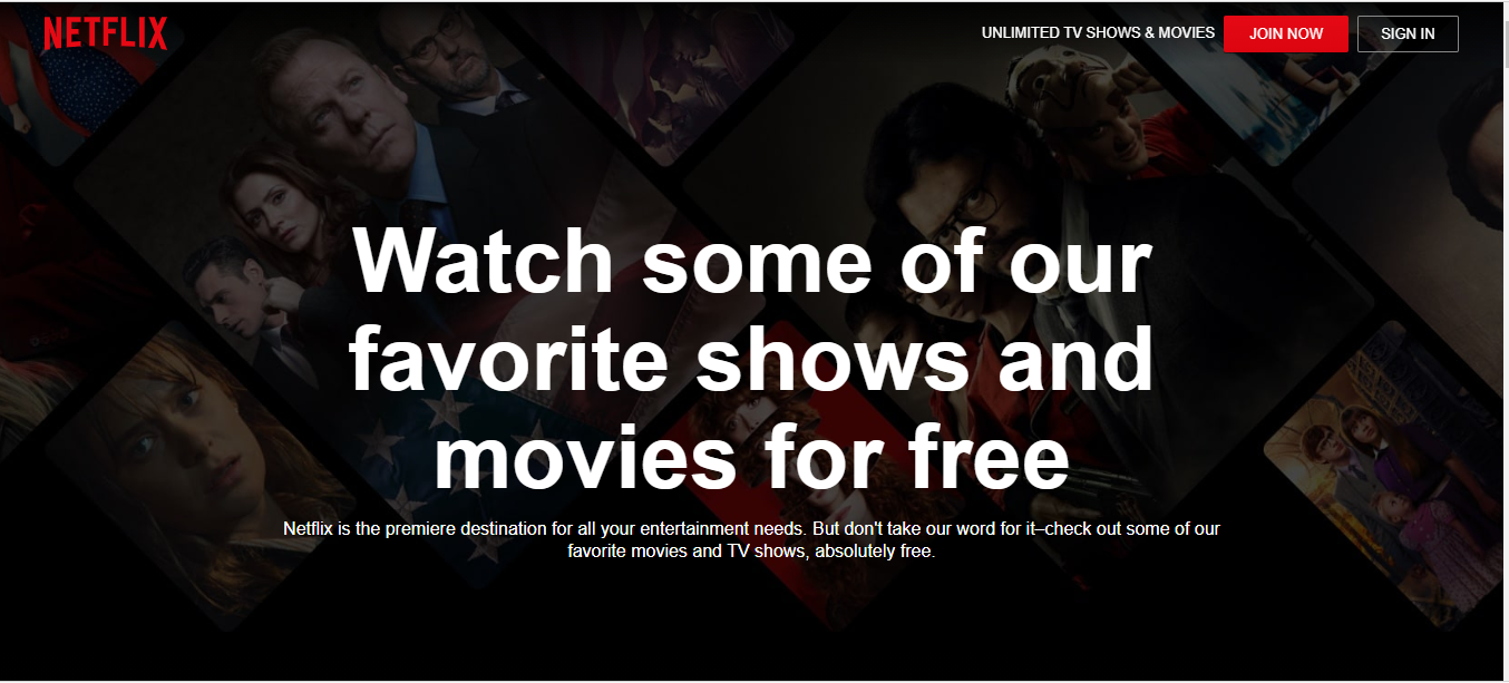 Netflix New Feature Lets You Watch Some Series & movies for Free