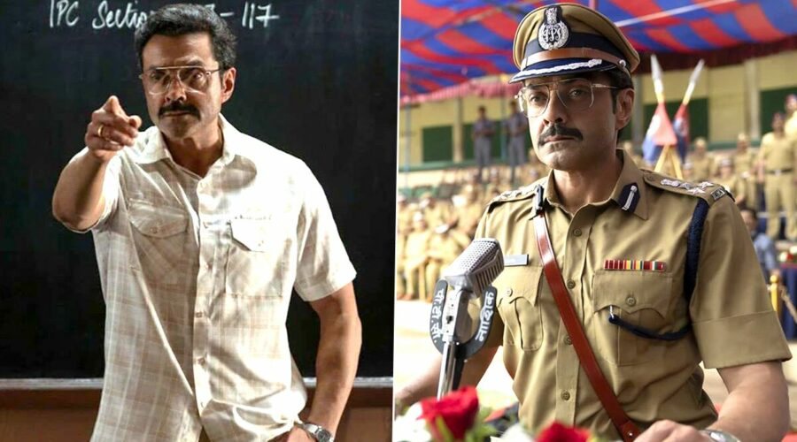 Netflix's Class of 83 Trailer, Release Date, & Cast: featuring Bobby Deol in the leading role?