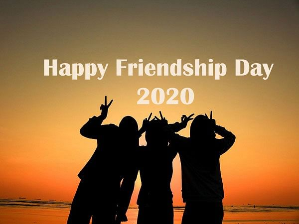 Happy Friendship Day 2020