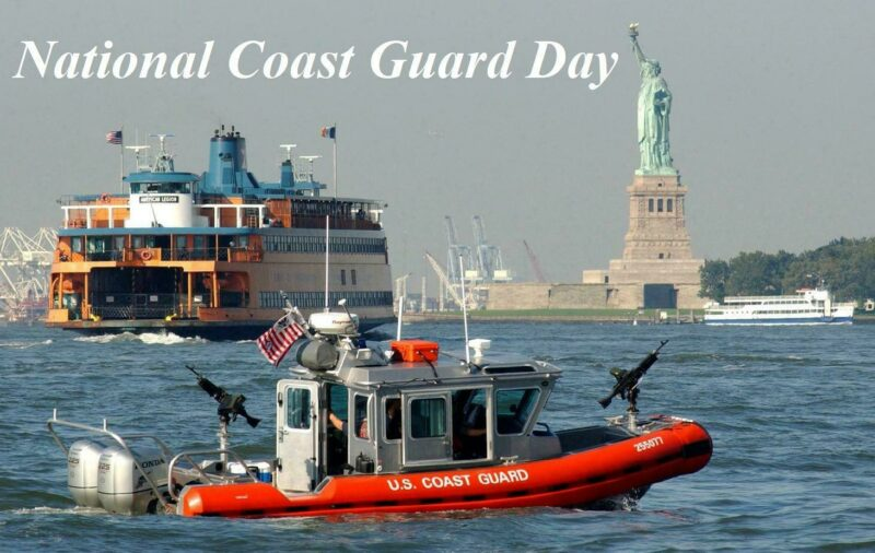 US Cost Guard Day 2020