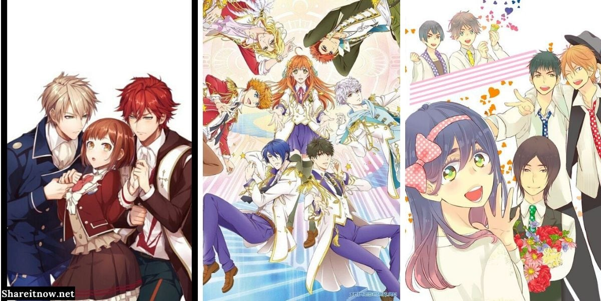 10 Best Reverse Harem Anime You Must Watch In 2020 Unpopular List Check