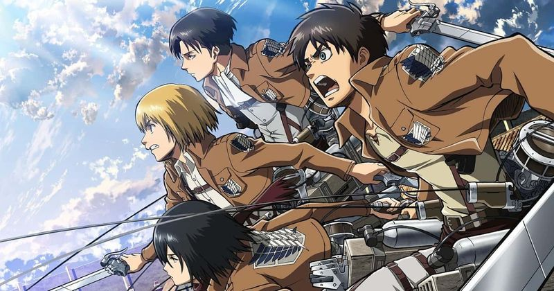 Attack On Titan Chapter 132