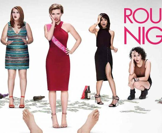 """""""Rough Night"""" release date on Netflix"""