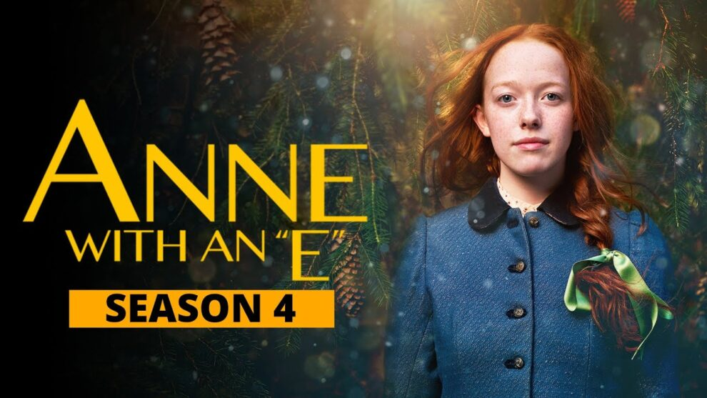 4th season of Anne with E