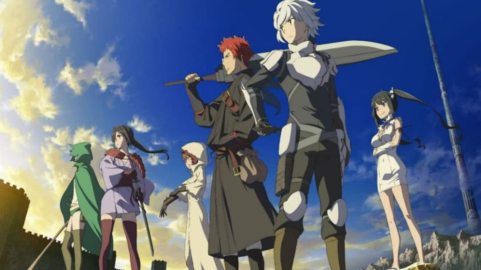 Is It Wrong to Try to Pick Up Girls in a Dungeon? Season 3 Release Date