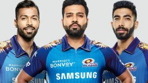 Mumbai Indians Playing 11