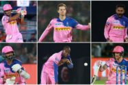 Rajasthan Royals Playing 11, Team Squad, Lineups, & RR Matches Live Streaming.