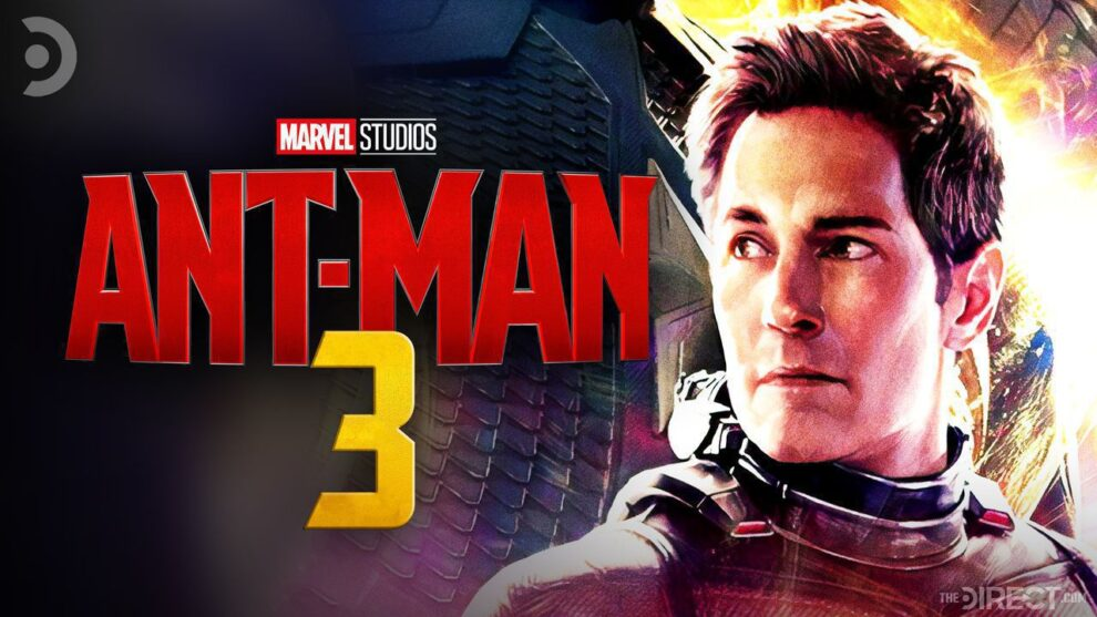 Ant-Man 3 release date