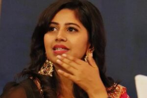 CCB to summon Anchor Anushree