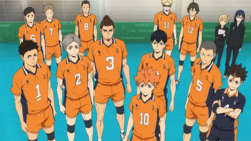 Haikyuu!! To The Top Part 2 Release Date
