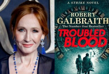 """JK Rowling's new book """"Troubled Blood"""""""