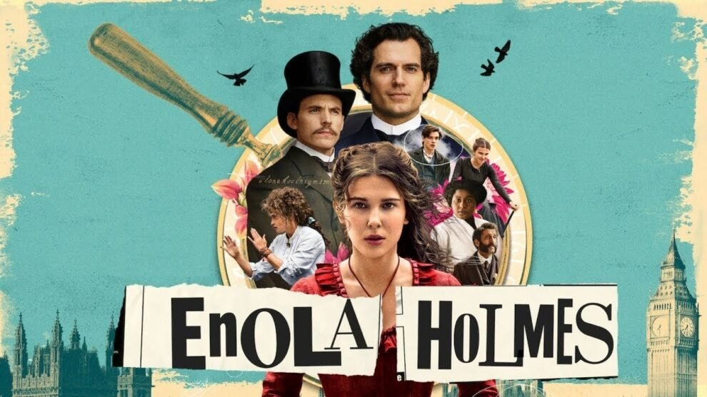 Enola Holmes movie release date