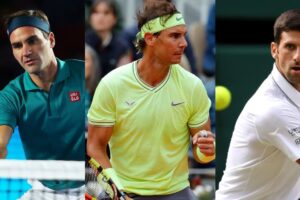 Greatest men's tennis players of all time, list of top 5 tennis players of all time