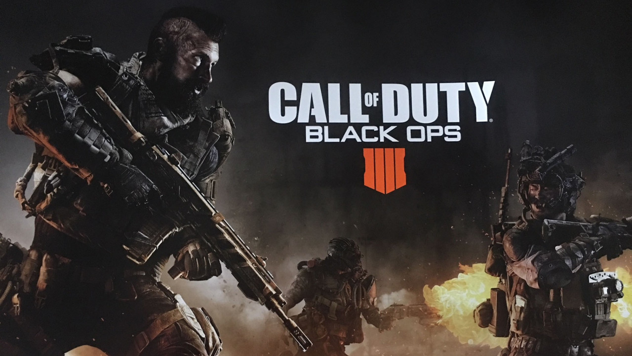 Call of Duty: Black Ops 4 (2018)