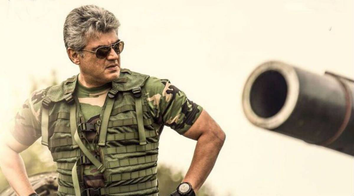 vivegam movie