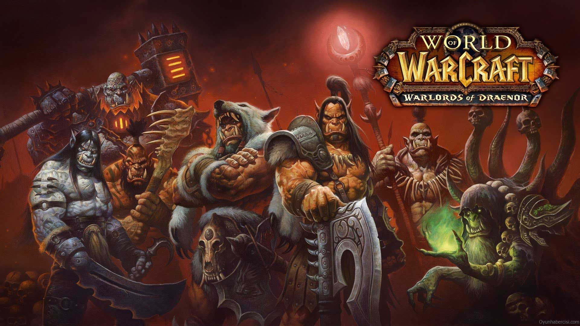 World Of Warcraft: Warlords of Draenor (2014)