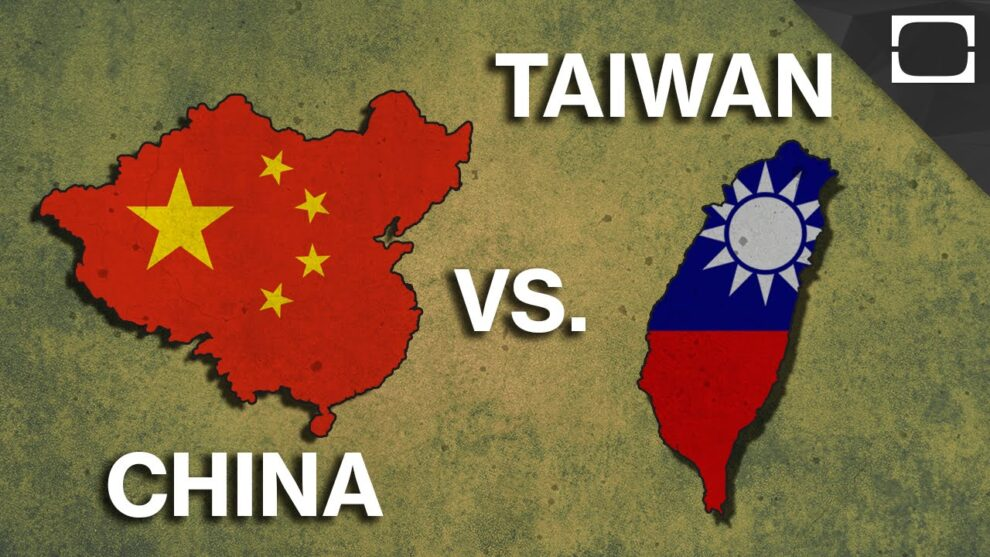 The Relation Between China and Taiwan: