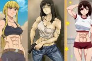 Best Ripped Girls In Anime