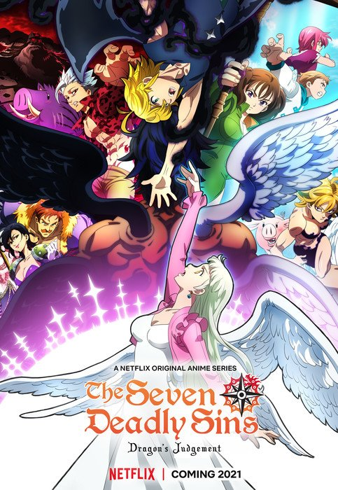 Seven Deadly Sins Season 4 Release Date Plot Recap New Preview Where To Watch World Wire