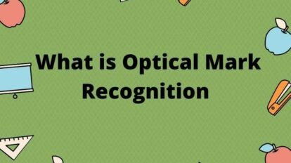 What is Optical Mark Recognition
