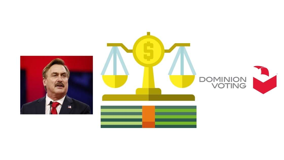 Why did Mike Lindell file a $1.6 Billion lawsuit against Dominion Voting Systems