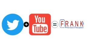 frank youtube and twitter