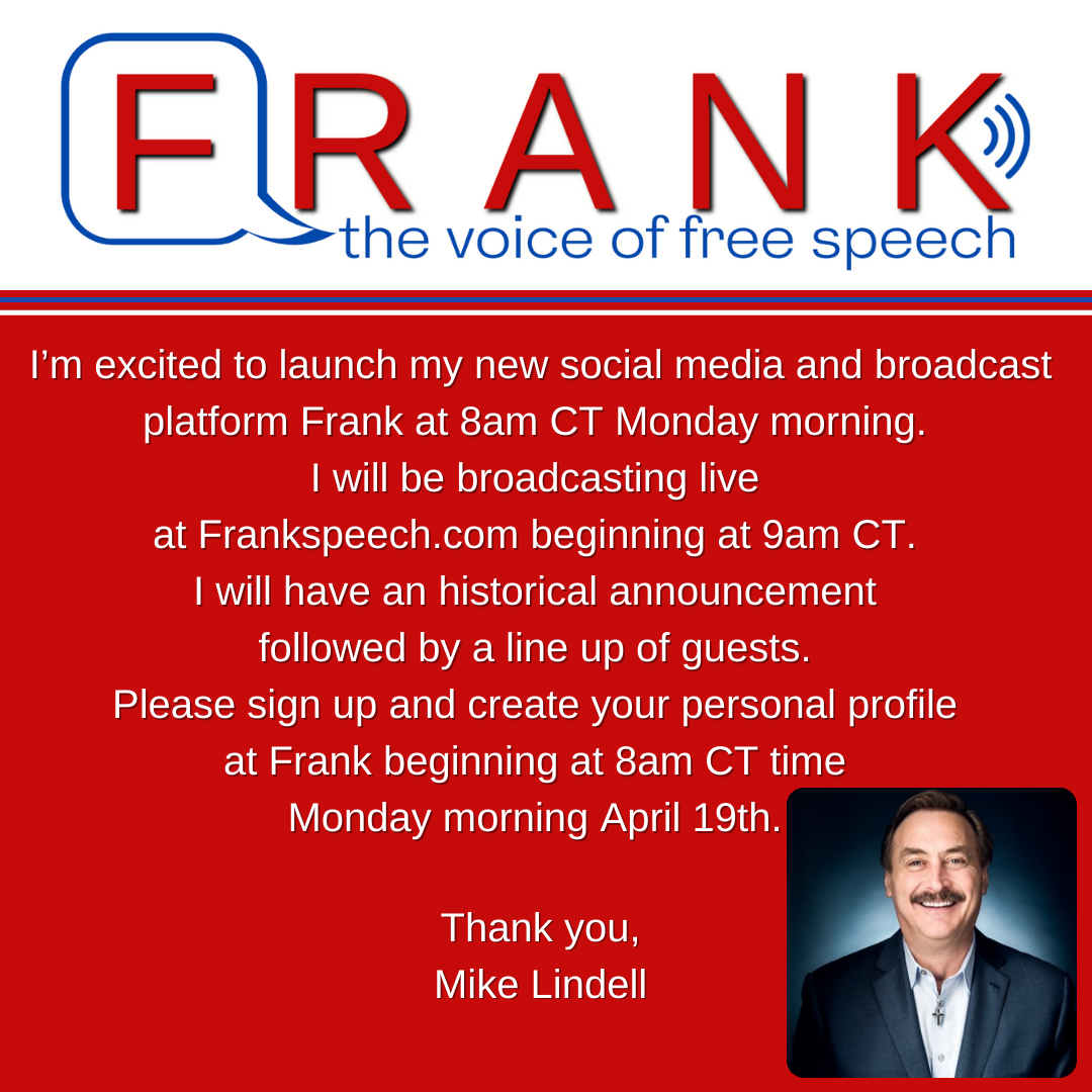Frank Speech Stock - Everything you need to know about Social Media Site by Mike Lindell