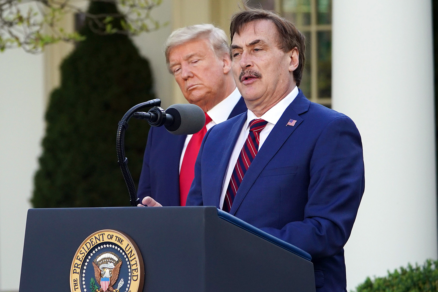 Mike Lindell Predictions on Elections