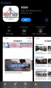 How to Download RSBN app for iOS
