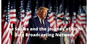 Joe Seales and the journey of Right Side Broadcasting Network