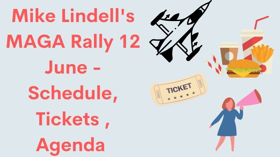 MAGA Frank Rally Schedule Location and Directions