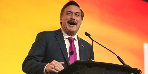 Mike Lindell Story 'Absolute Proof'- The American Dream Documentary